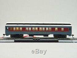 Lionel Ho Scale Polar Express Set Père Noël Piste À Distance De 871.811.010 Nouveau