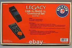 Lionel Legacy Cab-1l / Base-1l Contrôle De Commande Set O Calibre Train Tmcc 6-37147 Nouveau