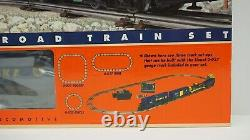 Lionel O Scale Alaska Railroad Diesel Train Set Avec Contrôleur De Voie 6-11972 Nouveau