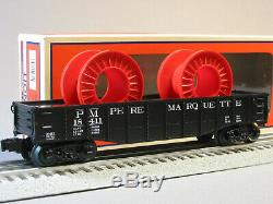 Lionel Pere Marquette Set O Train À Voie Sans Transformateur Titre 6-81028 Nib Nr Disc