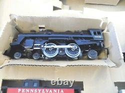 Lionel Prêt À Courir Train Set Pennsylvania Flyer #6-31936 40x60 Piste