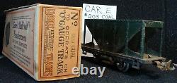 Lionel Prewar Train Set #294 W Boîtes, Documentation, Et 4 Voitures Supplémentaires, Pas De Piste