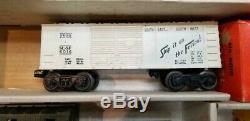 Lionel Train Set 1964 237 Locomotive 027 Lionel Track 8 Total Voitures