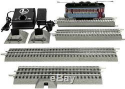 Lionel Trains Le Polar Express Set Chariot Avec L'annonce Piste, O Voie N