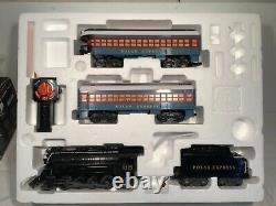 Lionel Trains The Polar Express G Gauge Ensemble Complet De Trains #1225 Avec Boîtes De Vitesses