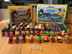Lot Of Thomas The Train & Friends Die Cast Trains Et Ensembles De Voies