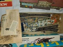 Marklin Ho Train Collection Rare Vintage Années 1950 80 Set Lot Nice! Certains En Boîte