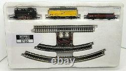 Marklin Z Starter Set Db Freight Train Set (testé) Withtrack