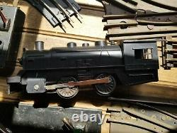 Marx / Lionel Lot O27 Switch Gauge Train Set, Voie, Transformateur, Commutateurs Voir Pics