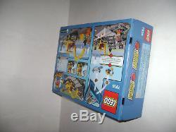 Nouveau 7936 Lego City Train Tracks Passage À Niveau Limited Ed Toy Building A Retiré