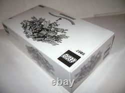 Nouveau 8867 Lego City Train Tracks Extrêmement Flexible Toy Etanche Box A Retiré Rare