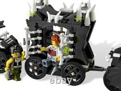 Nouveau Lego Monster Fighters The Ghost Train 9467 Retired Htf Track Halloween