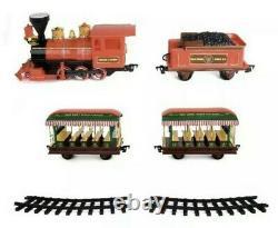 Nouveau Walt Disney World Railroad Train Set Mickey Track Playset Parks Exclusive