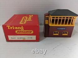 Pièces De Train Tri-ang Joblot Assortiment 1961- 00 Gauge R3m Modèle Train Set
