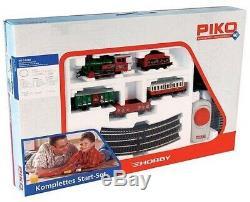 Piko 57080 Hobby Noël Vapeur Starter Train Ho (hornby Taille Track)