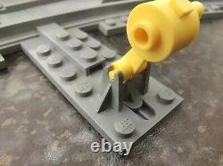 Piste De Train Lego Avec 7996 Points De Croisement Rares À Partir De 2006