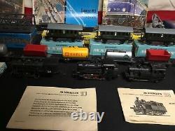 Rare Vintage Années 195060s Marklin Ho Train Set Lot Nice! Certains En Boîte