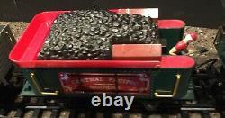 Scientific Toy G Gauge Pennsylvania 9714 À Distance Train Complet Set Et Voie