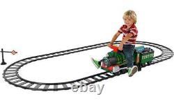 Tchad Vallée 6v Powered Ride On Trains Et Le Set Idéal Pour Vos Enfants