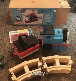 Thomas Ride On Train Avec Ensemble De Pistes