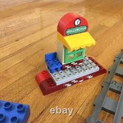 Thomas Train Lego Duplo Ensembles Multiples 5554 5556 5552 5555 Déplacement Huge