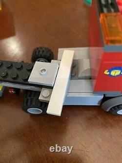 Train De Fret Lego City Avec Voie 7939