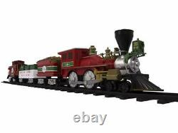 Train Lionel North Pole Central Ready To Play Set Train Track Christmas Tree Nouveau