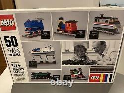 Trains Lego 4002016. 50 Ans Sur La Bonne Voie Flambant Neuf