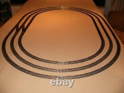 Triple Ovale Nickelsilver Track/points Hornby Peco Train Set Model Railway Layout (en Anglais)