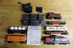 Vintage 1957 Lionel # 726 (1571) 627 Switcher Valley LV Lehigh Set Marchandises