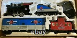 Vintage Aristo Craft G Balance Rc Cola Express Set Train, Piste Et Alimentation