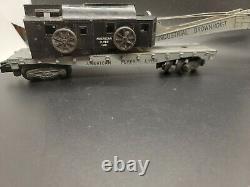 Vintage Gilbert American Flyer 3/16 Scale Train Set Plus 14 Pièces De Voie