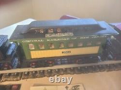 Vintage Jim Beam Decanter Train Set Avec Des Pistes
