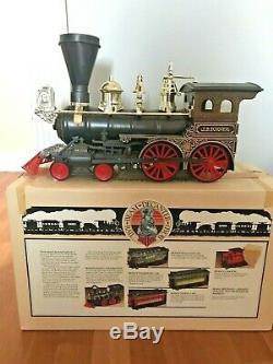 Vintage Jim Set Faisceau Decanter Locomotive + 5 Trains Non Circuits