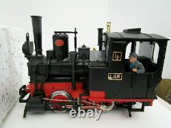 Vintage Lgb Lehmann 2040 Train -g-scale-complete Train Set In Box
