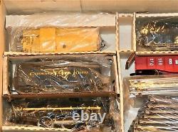 Vintage Lionel Seaboard Freight Train Set 027 6-11746 Utilisé/ In Orig.