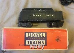 Vintage Lionel Train Électrique Après-guerre 2026,6465,6454,6257, Contrôleur Piste
