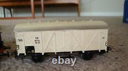 Vintage Marklin Train Set Ce 829/3. Complet Dans Original Box. Fabriqué En Allemagne