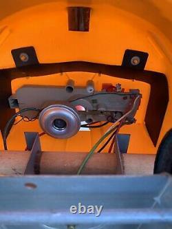 Vtg 1970 Remco Mighty Casey Ensemble De Trains À Cheval À Batterie, 10 Voies Ovale