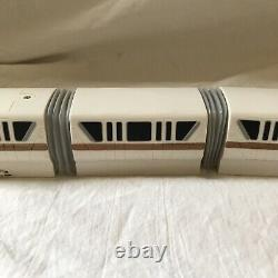 Walt Disney World Parks Gold Monorail Track Play Set Set Complet Train Play Set Wdw
