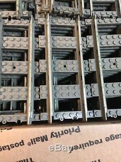 X140 Lego Train Tracks 9v Tracks Droites Part # 2865